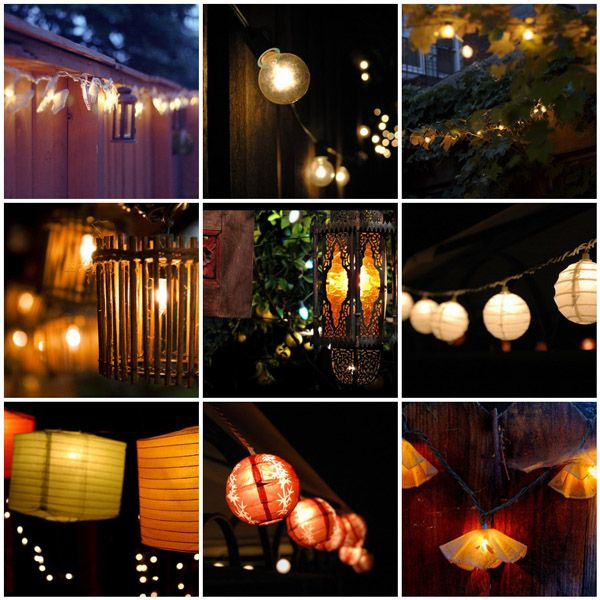Dreamy Night Lights