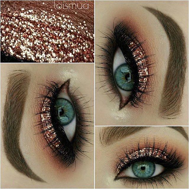 Lit Cosmetics glitter in 'Oprah'