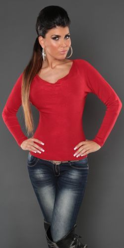 beautiful-red-blouse