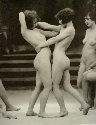 Erotic photos of hairpin groups