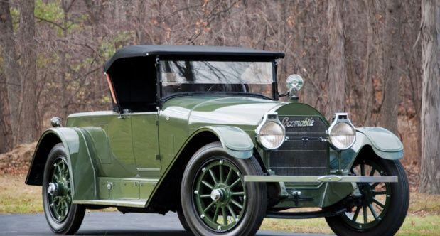 1919 Locomobile Model 48 Roadster - (Locomobile Company of America, Bridgeport, Connecticut 1899-1922)