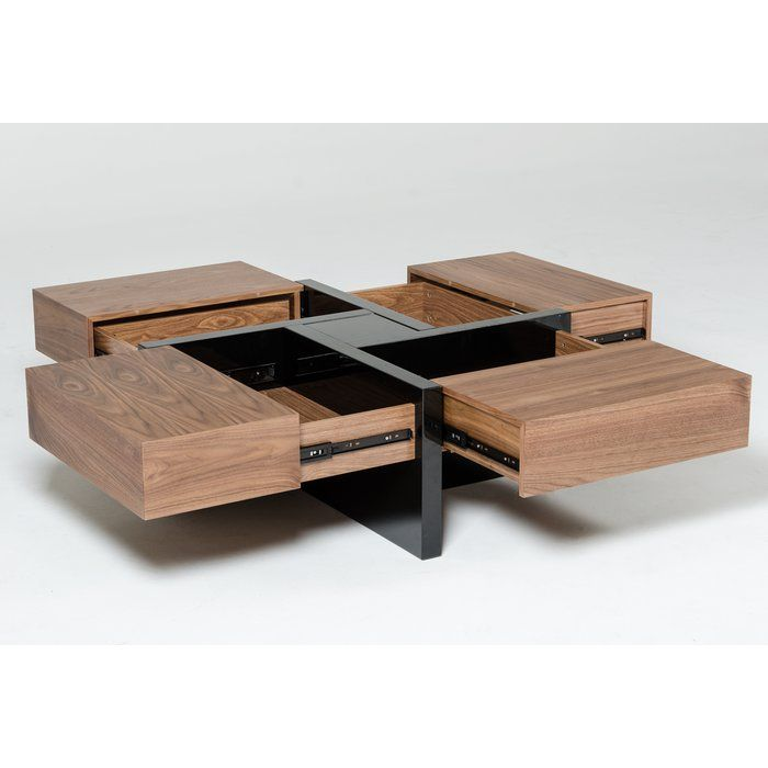 Super Lipscomb Makai Coffee Table With Storage Decor In 2019 Caraccident5 Cool Chair Designs And Ideas Caraccident5Info