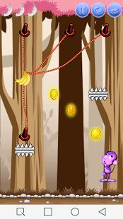 Monkey helped the poor hungry to eat bananas Help Monkey Game #monkey banana monkey game monkey go happy crazy monkey games العاب monkey #monkey_go_happy
