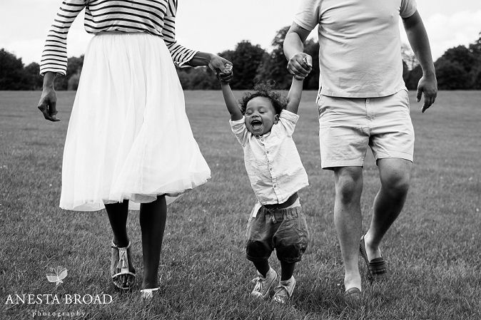 South Weald Family Portrait Shoot by Anesta Broad Photography
