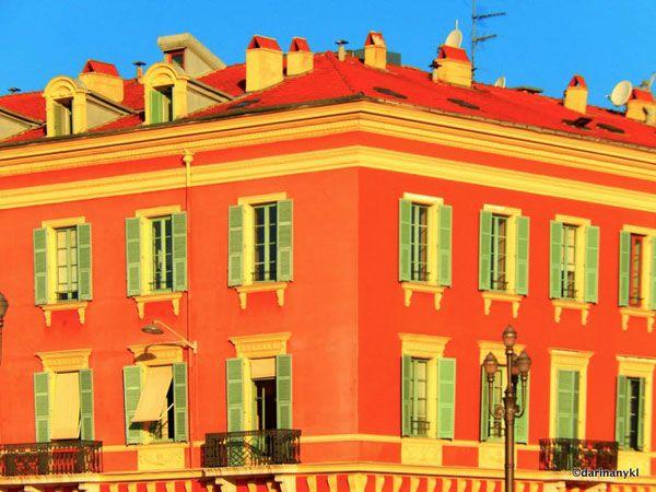 Place Massena Nice France : The Good Life France
