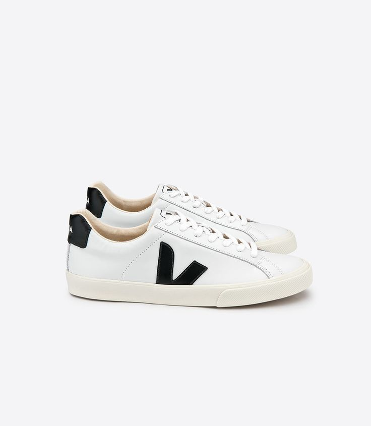 Veja sneakers leather low chrome