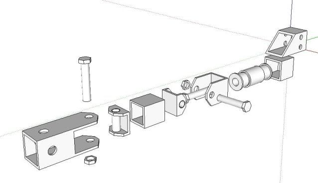 Designing custom trailer and 3 axis hitch - JeepForum.com