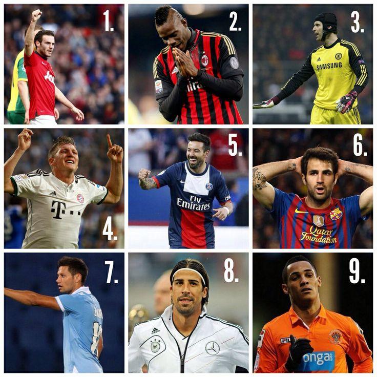 Check out Today's Transfer Rumours here: https://www.facebook.com/scoredin/posts/452186538259324:0  #shareyourthoughts  #Mata #Barca #ManU #SuperMario #Balotelli #AFC #LFC #BPL # Ligue1 #PSG #Cech #CFC #Courtois #Schweinsteiger #Bundesliga #vanGaal #Lavezzi #Cesc #Fabregas #LaLiga #WHUFC #Zarate #Khedira #RMCF #Ince #Inter #Milan #SerieA #Transfers #Football