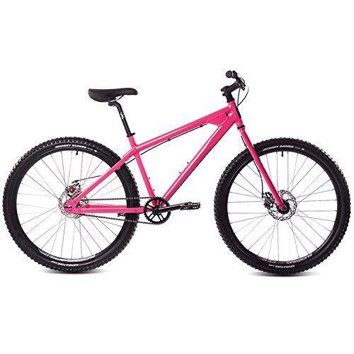 Swobo Mutineer Single Speed Mountain Bike Frame Size  20InchXLarge Pink -- Read more  at the image link.