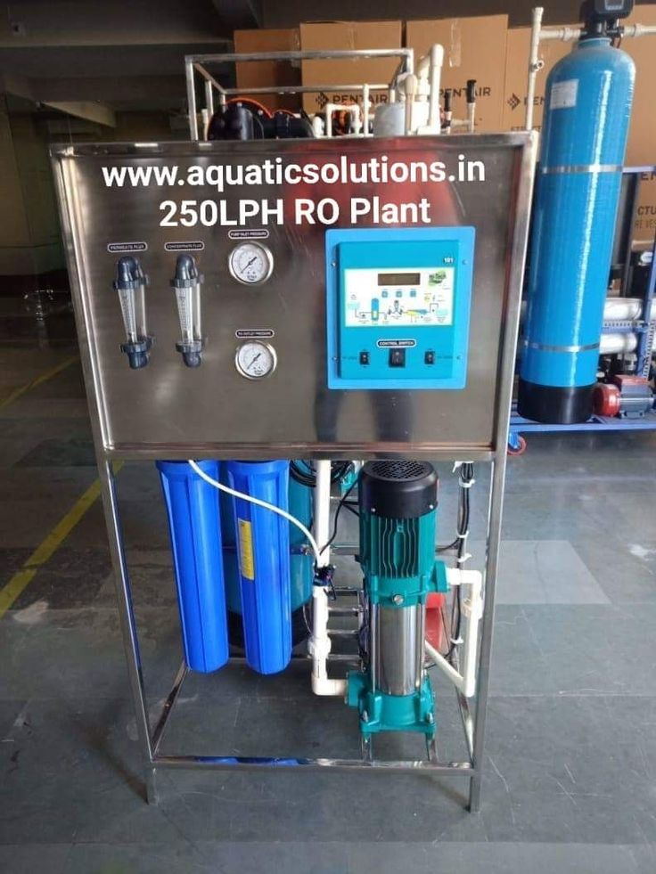 250 LPH RO System manufacturers in 2020 Wastewater