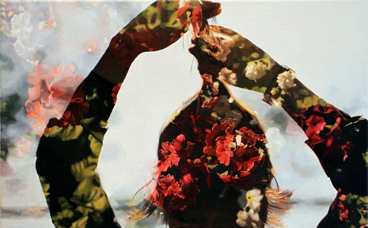 People in love by Pakayla Biehn: Artists, Double Exposure, Art Blog, Blank Canvas, Flowers Power, Paintings, Photography, Pakayla Biehn, Doubleexposure