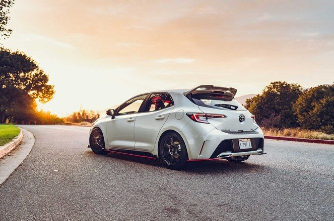 2019 Toyota Corolla Xse So Hard To Say Goodbye In 2020 Toyota Corolla Toyota Corolla Hatchback