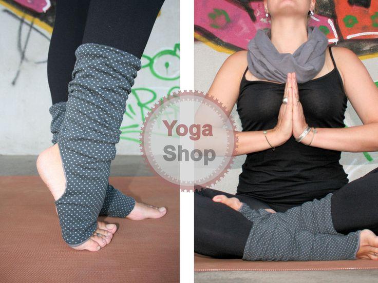 Tanzbekleidung - Yoga Stulps° Stulpen Points °Wunschstoff° - ein Designerstück von Yoga-Shop bei DaWanda
