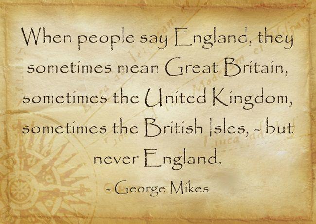 """Was meinen wir eigentlich, wenn wir """"England"""" sagen? ;-)"""