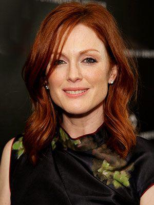 Redhead - Julianne Moore