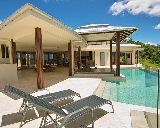59 best images about external appearance on pinterest for Pool pavilion plans