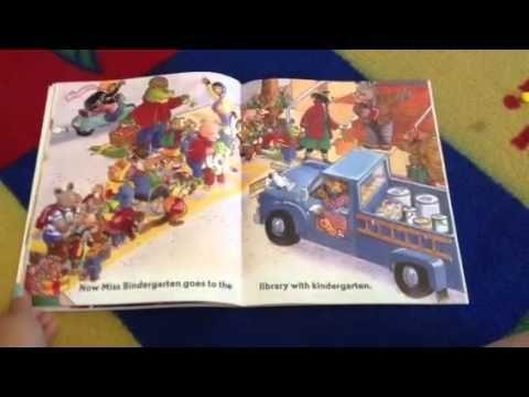 Miss Bindergarten Takes a Field Trip · Read AloudScott ForesmanOnline  StoriesField ...