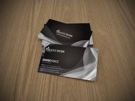 64 best card images on pinterest business cards examples creative inspirative selection of 20 black business card templates with rewiev of black color meaning and its using in business card designing reheart Gallery