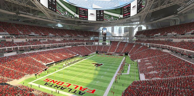 28 best sports city images on pinterest architecture for Mercedes benz superdome layout