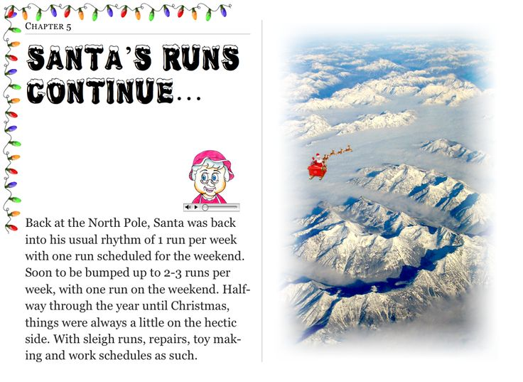 """Chapter 6 """"Santa's Runs Continue..."""" (my personal images are used in my #audio #ebooks for #Children 3-7 and #Illustrative #Poetry, available at: https://itunes.apple.com/ca/book/twas-year-that-santa-quit/id1161025863?mt=11 and www.jamesagrove.ca)"""