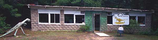 Nash Dino Land in South Hadley, Massachusetts