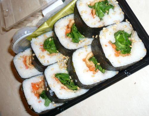 Sushi Rezept für Vegetarier und Veganer