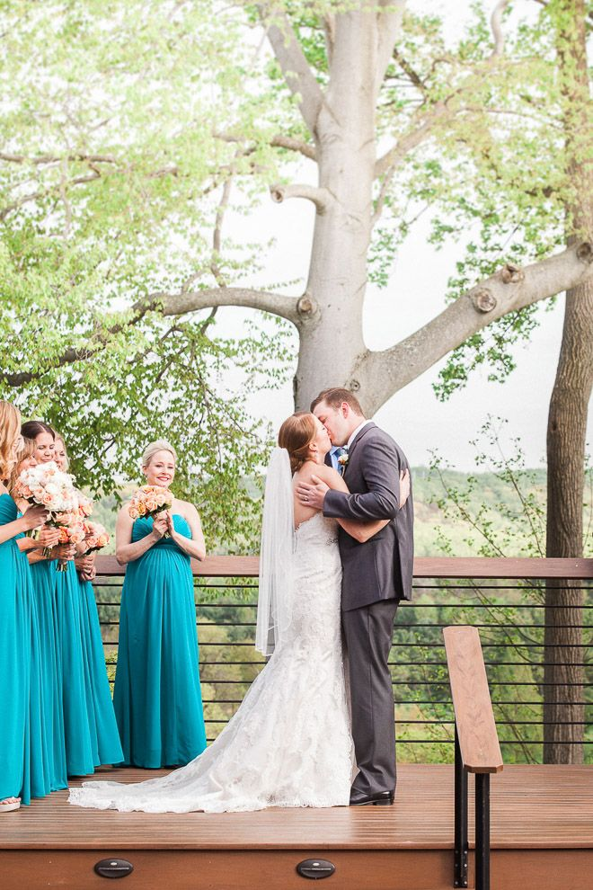 A beautiful couple combined with wonderful weather made this wedding at  Eagle's Nest Country Club (formerly Towson Golf & Country Club) in Phoenix,  Maryland ...