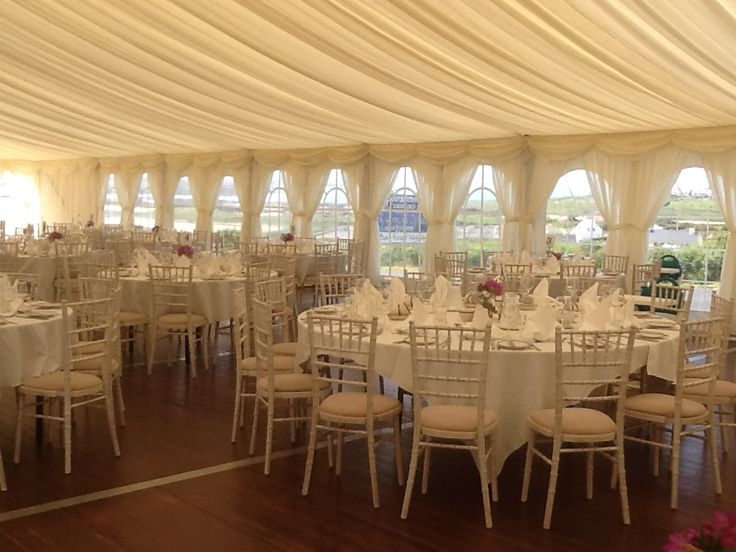 Marquee Solutions Ie Hire Ireland Wedding Kincasdlagh