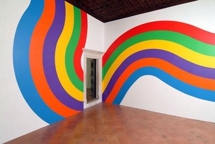 Queria pintar minha sala assim!