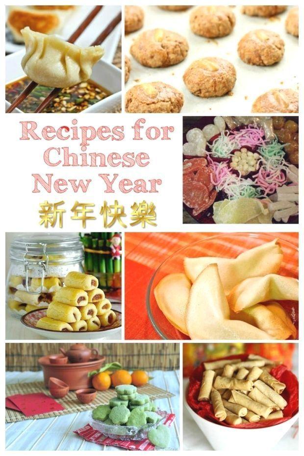 Chinesische Rezepte Zum Chinesischen Neujahrsfest Rezepte Zum
