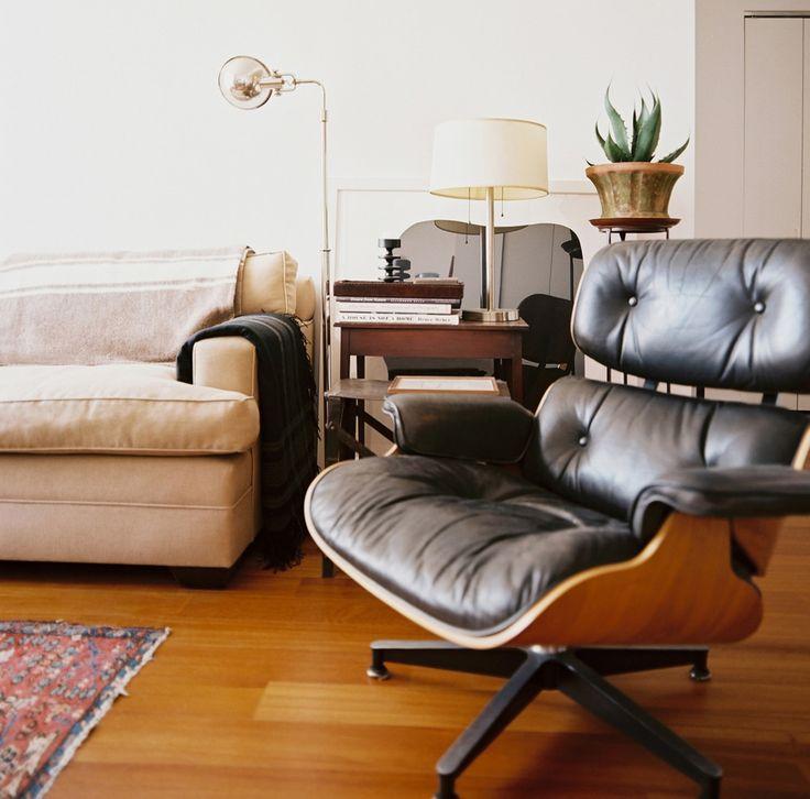 Op Woonhome.nl Staan Een Aantal Originele #Eames. Eames Lounge StühleSesselInneneinrichtungInnenarchitekturLoungesFür  ...