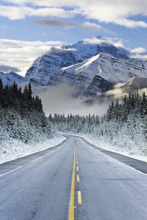 unwrittennature:  The Icefields Parkway, Banff-Jasper National...