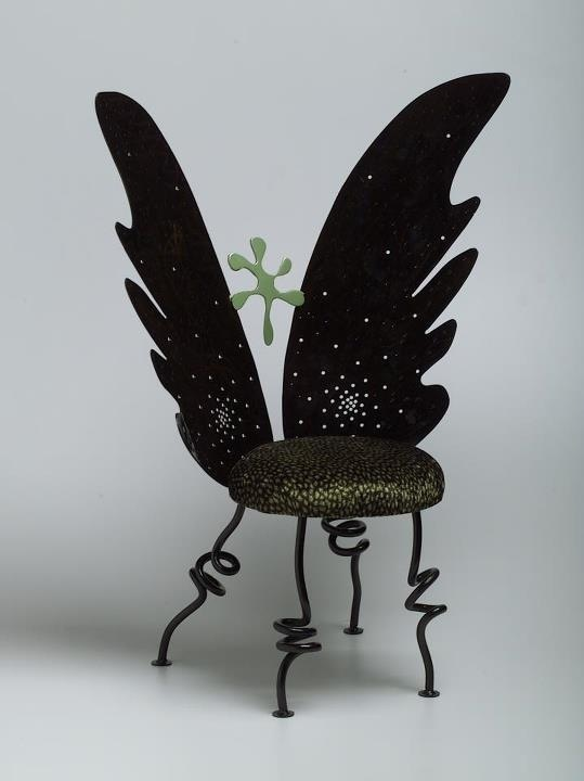 Angel Wing Chair Idea