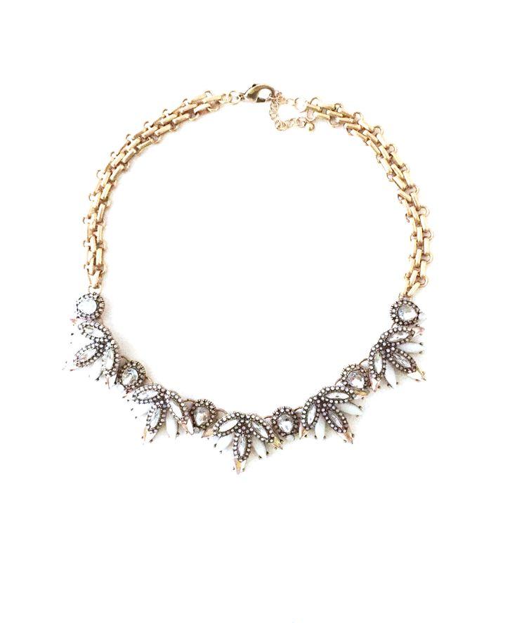 LIA Necklace ------------------------ SHOP :: www.sparklyfix.com