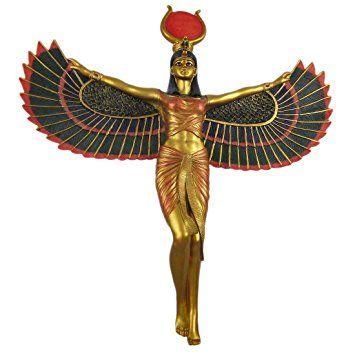 egyptian winged goddess - photo #5