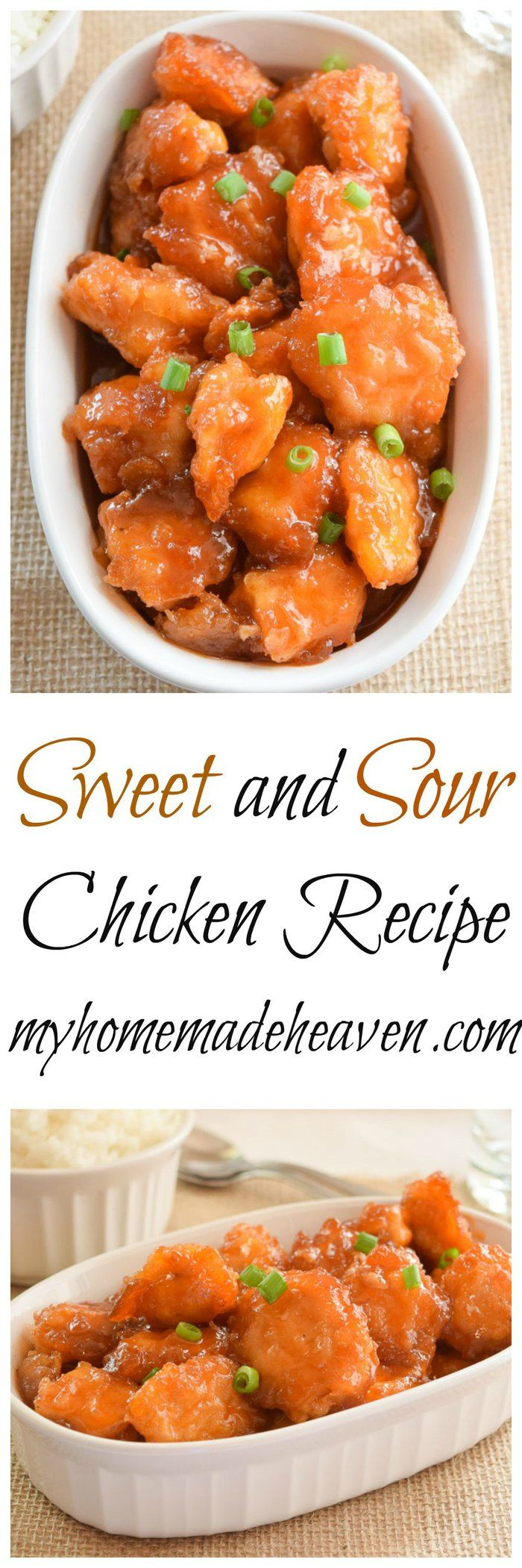 I made this today! Wow! It was delicious! My husband said it was better than take-out! Definitely a keeper!! She also shows you how you can make it gluten-free and refined sugar-free!