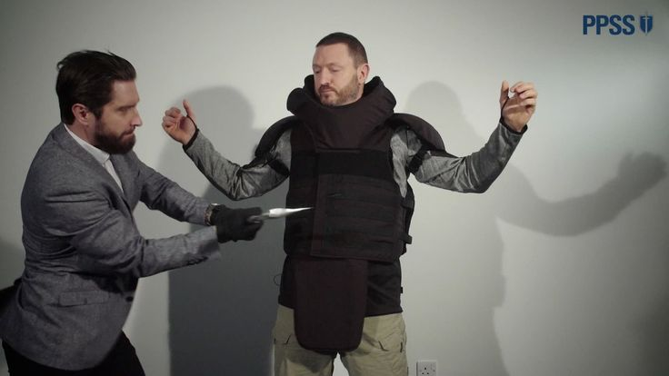 PPSS Cell Extraction Vest - Video Demo