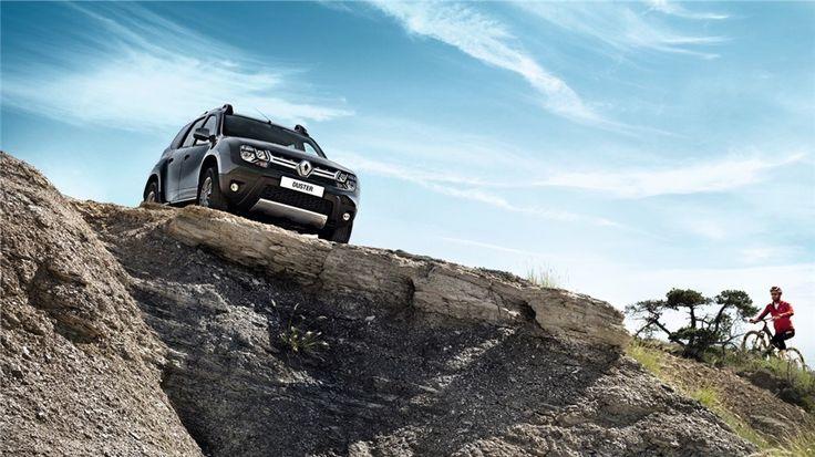 Renault Duster - crossover - Renault UAE