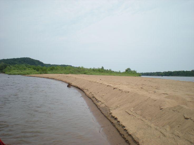 Wisconsin River - Prairie du Sac