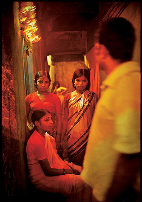 Photos of Indian prostitutes by Mary Ellen Mark | Photos ...