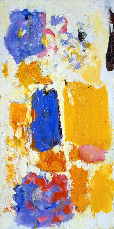 Abstract - Joan Mitchell
