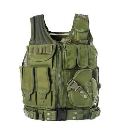 Military Tactical Vest