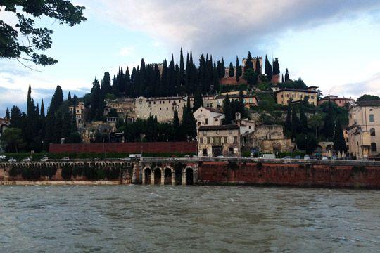 #Viajes #Escapadas #Verona #Italia #RomeoYJulieta #Puentes #Otoño