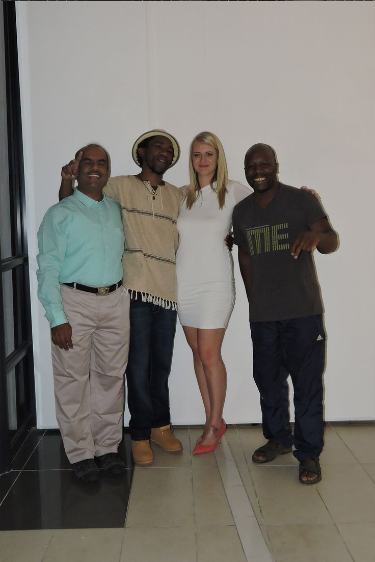 Unisa Space Art Gallery, Unisa Masters in Visual Arts Exhibition Opening 2015, Featuring artists: Zingisa Nkosinkulu, Megan Erasmus, Bongani Ntombela and Balasubramanian Kanni