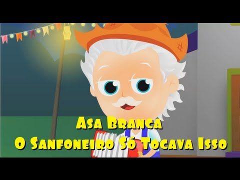A Turma do Seu Lobato - Asa Branca / O Sanfoneiro Só Tocava Isso (Música Infantil) - YouTube