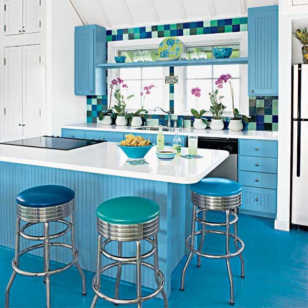 11 Creative Kitchen Upgrades: 43 Best Paint Color Ideas For Kitchen And Other Cabinets