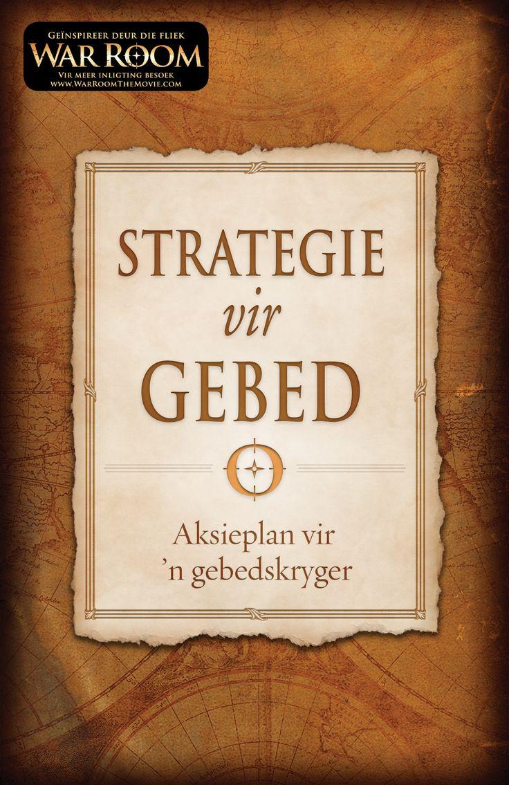 Strategie Vir Gebed (eBoek Epub)