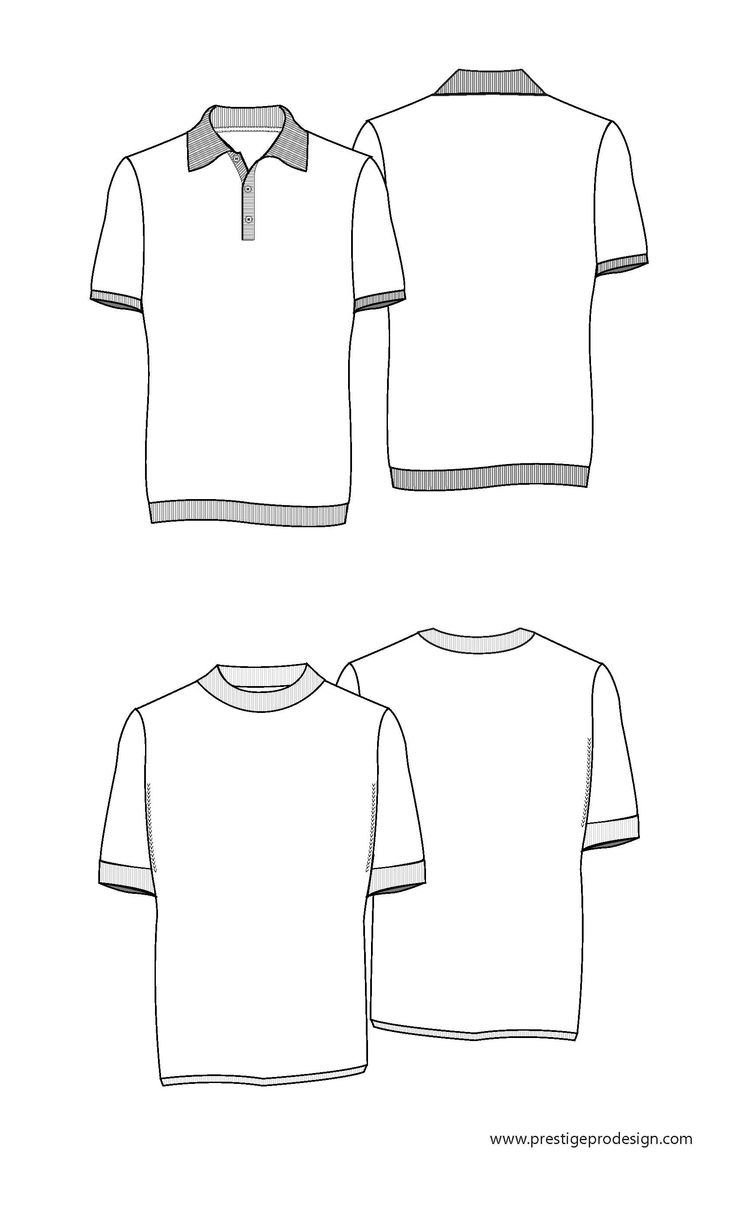T Shirts With Collars For Mens