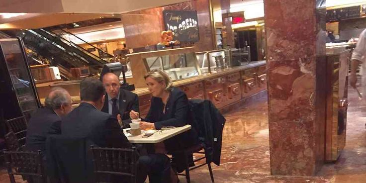"""Top News: """"FRANCE POLITICS: Here's Marine Le Pen At Donald Trump Tower"""" - http://politicoscope.com/wp-content/uploads/2017/01/French-far-right-leader-Marine-Le-Pen-seen-at-Trump-Tower-France-Political-News.jpg - Marine Le Pen, French presidential hopeful, was seen at Trump Tower but declined to say whether she was to meet with U.S. President-elect Donald Trump.  on Politics: World Political News Articles, Political Biography: Politicoscope - http://politicoscope.com/2017/01/1"""