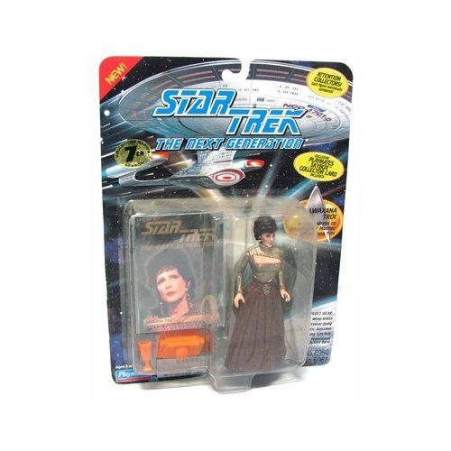 Star Trek Next Generation Action Figure - Lwaxana Troi @ niftywarehouse.com #NiftyWarehouse #StarTrek #Trekkie #Geek #Nerd #Products